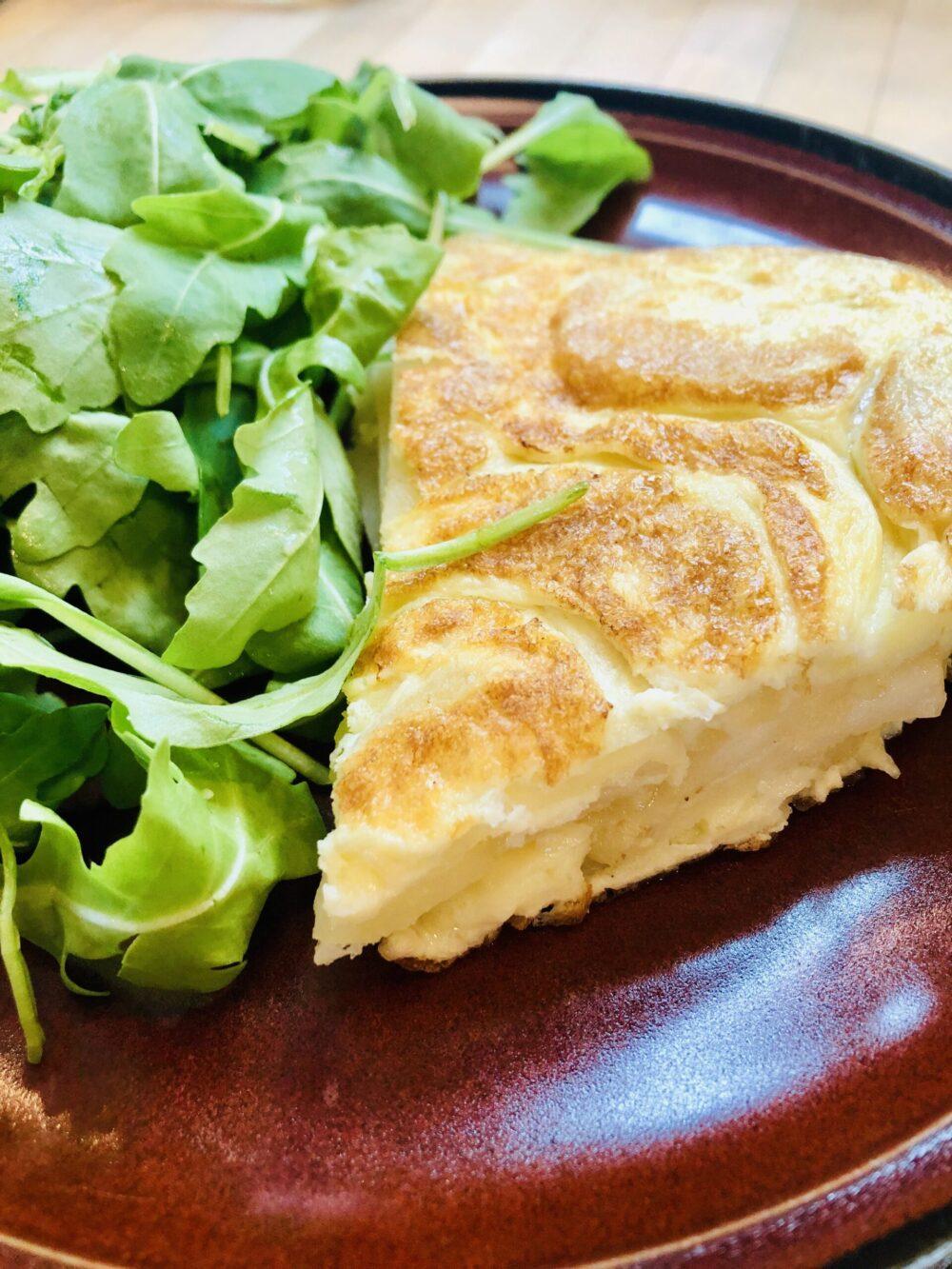 Farmers' Tortilla Espanola