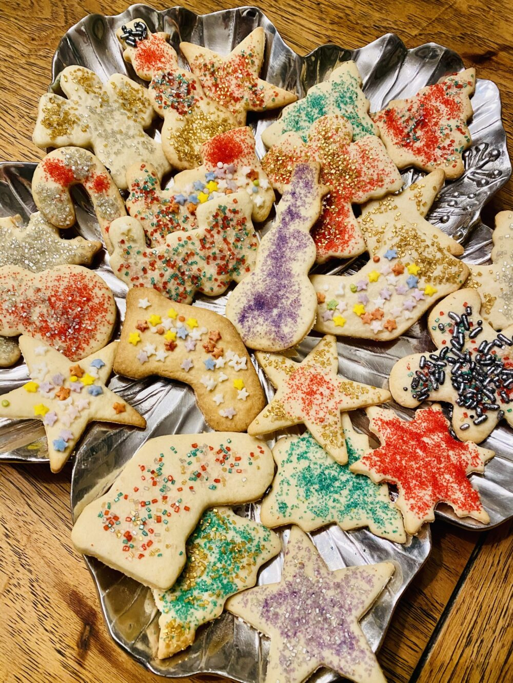 Farmers' Holiday Sugar Cookies